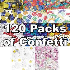 120 Lote Surtido despacho de trabajo al por mayor a granel paquetes de confeti ganga tienda listo