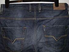 Diesel krooley regular slim-carrot fit jeans wash 008Y3 W34 L30 (a2603)