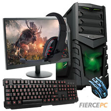 ULTRA FAST QUADCORE Desktop Gaming PC Computer Bundle 4.2GHz 8GB 1TB AMD 193728