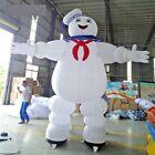 20ft Marshmallow Man Inflatable Halloween Christmas Yard Decor Airblown Outdoor