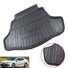 For Toyota Camry XV70 2018 Cargo Boot Liner Rear Trunk Tray Mat Floor Carpet Lip