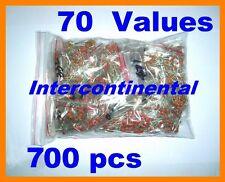 700pcs Ceramic Capacitor Assortment 70 Values 0.5pF~104pF
