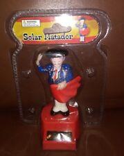 Solar Power Dancing Toys Matador Man.