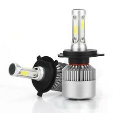 H7 72W 16000LM COB LED Headlight coche faro Lámpara Bombilla bulbo 6500K