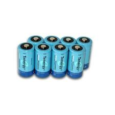 8 X Tenergy C Size 5000mah NiMH Rechargeable Batteries
