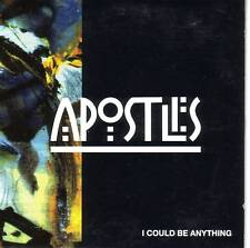 Rob from TRAIN APOSTLES I Could Be Anything PROMO CD Dj