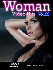 Promo Video 3 DVDs! Woman Video Hits Vol 21, 22 & Remixes, THEE BEST Promo Discs