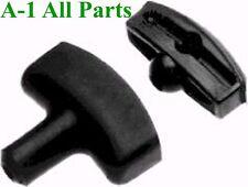 Medium Rubber Pull Start Starter Recoil Handle Cord Grip Trimmer Blower Chainsaw