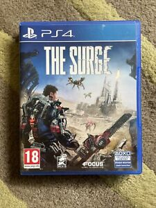 The Surge (PS4), PlayStation4, PlayStation 4 Video Games