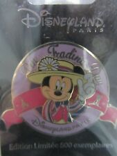 1 pins LE Pin Trading Day Mickey Disneyland Paris