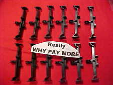 ARTIN 1:32 SCALE SLOT CAR LOT OF 12qty NEW TRACK SUPPORT BRACES (WHY PAY MORE)