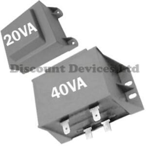 Encapsulated Mains Power Transformers Insulated PCB  230 / 6 - 24  VAC V AC