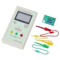 2018 MK-328 LCR ESR Tester transistor inductance capacitance resistance meter
