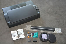 Lot Canon BJC-50 Color Inkjet Printers AS IS Dock Battery Ink NO POWER w IS-12