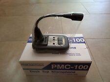 MICRO DE SOBREMESA PRYME RADIO PRODUCTS  PARA BASE - EQUIPOS VHF / UHF
