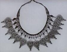 East Indian Gold Necklace Jewlery, Punjab?, Magic Lantern Glass Slide