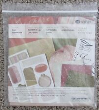 Creative Memories Album Kit Daily Inspiration Paper - Photo Mats - Stickers NIP