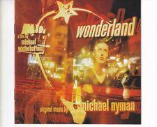 CD MICHAEL NYMANwonderland - soundtrackEX+ (A6065)