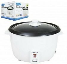 Amplus Automatic Rice Cooker Steamer 1930 0.8 Ltr Electric Non Stick Keep Warmer