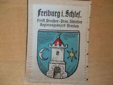 (1309) Wappenmarke Freiburg in Schlesien