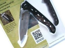 Columbia River Crkt M16-01S Stainless Straight Spear Point Folding Pocket Knife