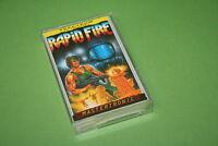 Rapid Fire Sinclair ZX Spectrum 48K Game - Mastertronic Ltd (SCC)