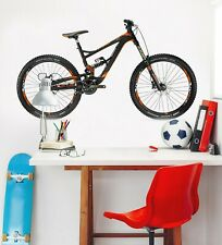 3D Bicycle N81 Car Wallpaper Mural Poster Transport Wall Stickers Amy