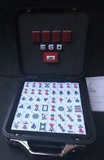 Hard Case Mah Jong Mahjong Family Chinese Game Full Set - JOHN LEWIS Portable
