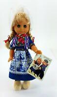 Vintage Holland Hans Brinker Doll