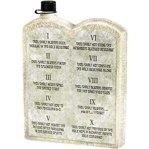 Fun World Ten Commandments of Party Beverage Dispenser