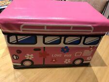 Kids Toy Storage Box-girls