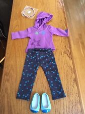 American Girl Truly Me Starry Hoodie Outfit for Dolls  NEW !!!!!