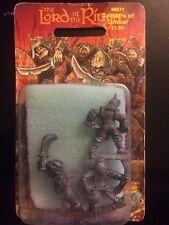 Lord Of The Rings ME71 Corsairs Of Umbar Lotr   Citadel Rare Games Workshop New