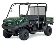 2009-2013 Kawasaki Mule 4010 Trans 4x4 Diesel Service Repair Manual