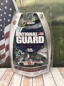 Car 1:64 Diecast NASCAR Dale Earnhardt Jr 2010 National Guard Hendrick Mini Hood