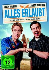 Alles erlaubt - Eine Woche ohne Regeln (2011) DVD wie NEU! Owen Wilson