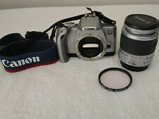 Canon EOS Rebel Ti 35mm SLR Film Camera with 28-90mm Lens Kit