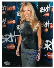 Melinda Messenger Signed Authentic Autographed 8x10 Photo (PSA/DNA) #J64825