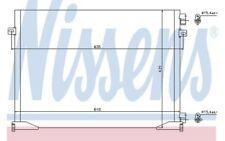 NISSENS Condensador, aire acondicionado OPEL RENAULT TRAFIC NISSAN 940109