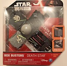 Disney Star Wars Box Busters, Cube Super Playset, Death Star New