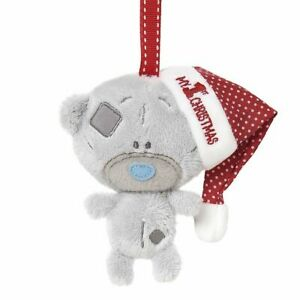 Babys 1st Christmas Tiny Tatty Teddy Tree Decoration New Gift Xmas