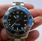 Mens Tag Heuer Automatic Swiss Watch Wristwatch Diver's WAB2011 XV2524 Aquaracer