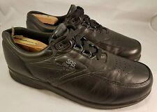 sas tripad time out man shoes black leather with laces euc 11.5 M very comfy