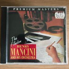 El filmdom ~ HENRY MANCINI AND HIS Orquesta Banda Sonora PREMIUM MASTERS CD