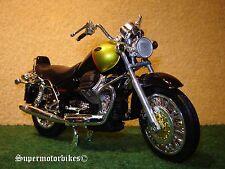 1:12 Moto Guzzi California Gold Schwarz Silber / 00384
