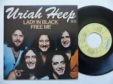 URIAH HEEP Lady in black / Free me BRZ 019 Pressage France