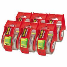 Scotch Sure Start Packaging Tape 188 X 800 1 12 Core Clear 6pack 1456