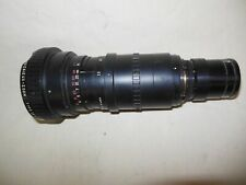 15-150MM ANGENIEUX ZOOM LENS 16MM ARRI MITCHELL   GOOD FOR PARTS