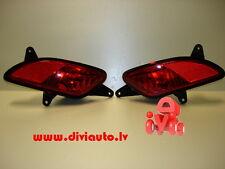KIA CEED 2007 - 2009 Rear tail fog lights lamp LEFT and RIGHT set NEW