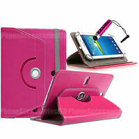 "360 Rotating Leather Case Folio Cover For Asus Android Tablets 7"" 8"" 9"" 10.1"""